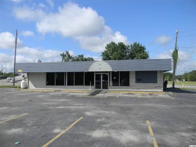 Georgetown County Commercial For Sale: 630 Fraser St.