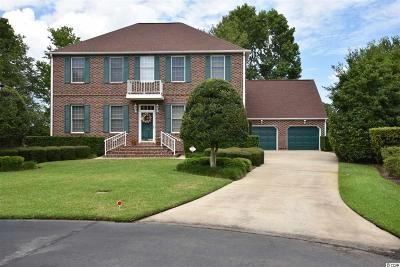 Longs Single Family Home Active Under Contract: 108 Mumford Ct.