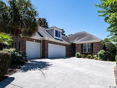 Pawleys Island Single Family Home For Sale: 21 Saint Georges Ct.