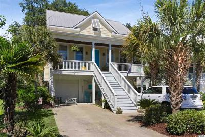 Murrells Inlet Single Family Home For Sale: 11 Orchard Ave.