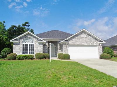 North Myrtle Beach Single Family Home Active Under Contract: 1103 Coral Sand Dr.