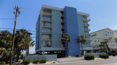 North Myrtle Beach Condo/Townhouse For Sale: 929 S Ocean Blvd. #104