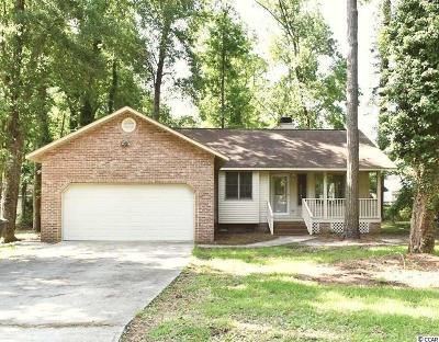 North Myrtle Beach Single Family Home For Sale: 2409 Causey Dr.
