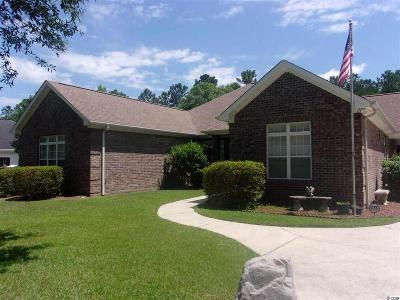 Myrtle Beach Single Family Home For Sale: 7726 Lamplighter Rd.