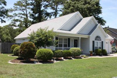 Myrtle Beach Single Family Home For Sale: 111 Fox Haven Blvd.