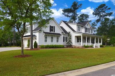 Murrells Inlet Single Family Home For Sale: 15 Damon Loop