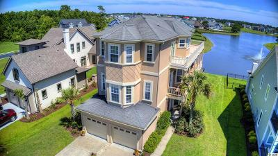 Myrtle Beach Single Family Home For Sale: 1008 E Isle Of Palms Dr.