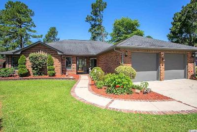 Myrtle Trace Single Family Home Active Under Contract: 100 Linden Circle