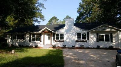 Georgetown Single Family Home For Sale: 1967 Jasper St.