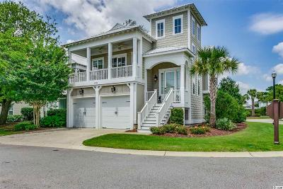 North Myrtle Beach Single Family Home For Sale: 4911 Salt Creek Ct.