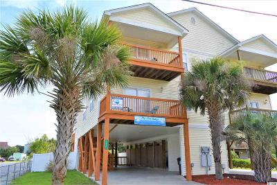 Murrells Inlet Single Family Home For Sale: 127a Sunset Dr.