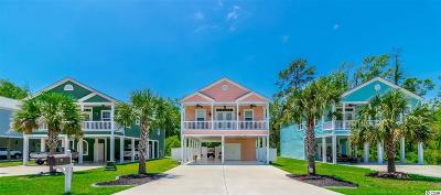 North Myrtle Beach Single Family Home For Sale: 1909 24th Ave. N
