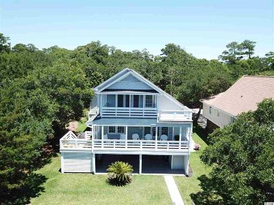 Pawleys Island Single Family Home For Sale: 100 Comfort Ln.