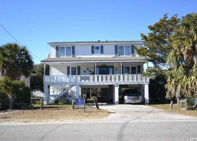 Pawleys Island Single Family Home For Sale: 540 Norris Dr.