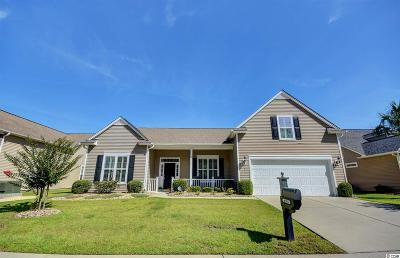 North Myrtle Beach Single Family Home For Sale: 4315 Grovecrest Circle