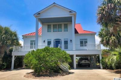 Garden City Beach Single Family Home For Sale: 1156 S Waccamaw Dr.
