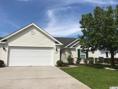 Surfside Beach Single Family Home For Sale: 222 Palladium Dr.