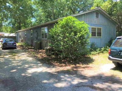 Surfside Beach Single Family Home For Sale: 419 Pine Dr. N