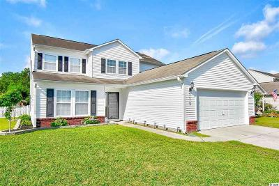 Myrtle Beach Single Family Home For Sale: 776 Dragonfly Dr.