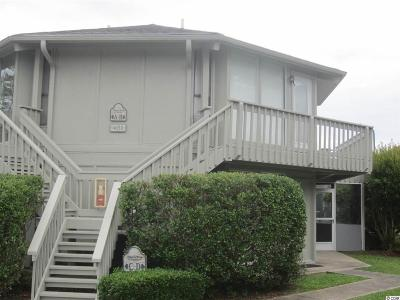 Horry County Condo/Townhouse For Sale: 401 Tree Top Ct. #D