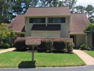 Pawleys Island Condo/Townhouse For Sale: 140 Tall Pines Way #6-17