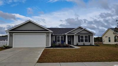 Conway Single Family Home Active Under Contract: 3427 Merganser Dr.