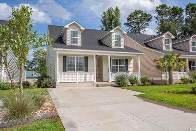 Myrtle Beach Single Family Home Active Under Contract: 6418 Somerset Dr.