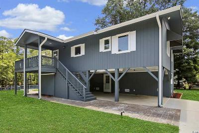 Conway Single Family Home For Sale: 415 River Rd.