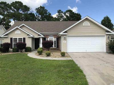 Conway Single Family Home For Sale: 301 Hillsborough Dr.