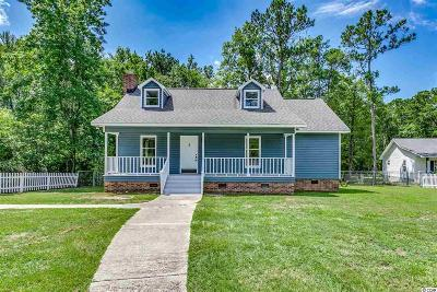Myrtle Beach Single Family Home For Sale: 209 Cabots Creek Dr.
