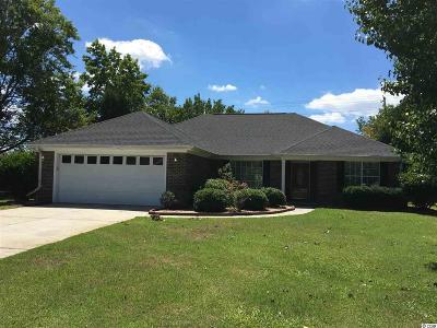 Conway Single Family Home For Sale: 217 Lander Dr.