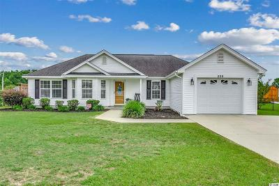 Conway Single Family Home For Sale: 205 Autry Ave.