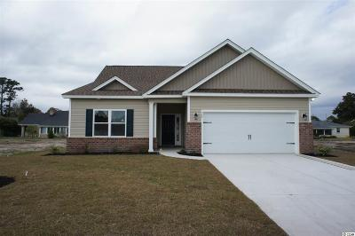 Surfside Beach Single Family Home Active Under Contract: 342 Rycola Circle