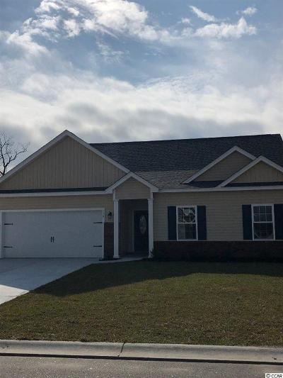 Conway Single Family Home For Sale: 156 Palm Terrace Loop