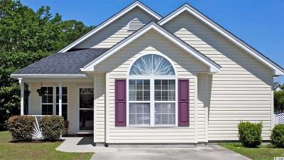 Surfside Beach SC Single Family Home Active Under Contract: $168,900