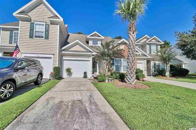 Murrells Inlet Condo/Townhouse For Sale: 735 Botany Loop #44A