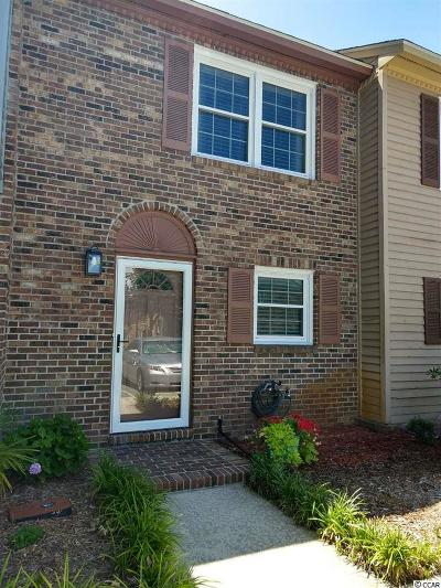 Myrtle Beach Condo/Townhouse For Sale: 830 44th Ave. N #X2
