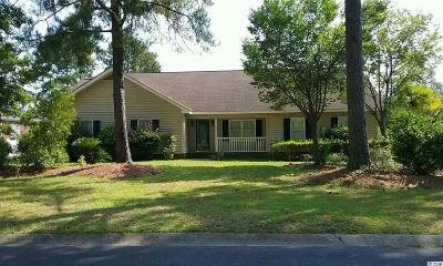 Conway Single Family Home For Sale: 8253 Forest Lake Dr.