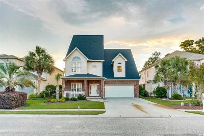 North Myrtle Beach Single Family Home For Sale: 1617 Eastover Ln.