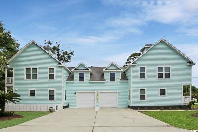 Surfside Beach Multi Family Home Active Under Contract: 322 S Willow Dr.