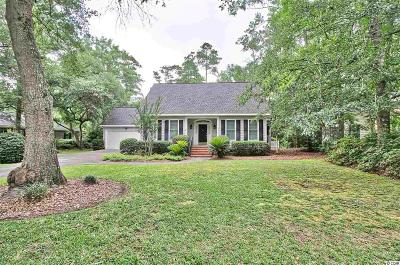 Murrells Inlet Single Family Home For Sale: 4996 Fulton Pl.