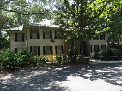 Pawleys Island Condo/Townhouse For Sale: 207-3 Golden Bear Dr. #3
