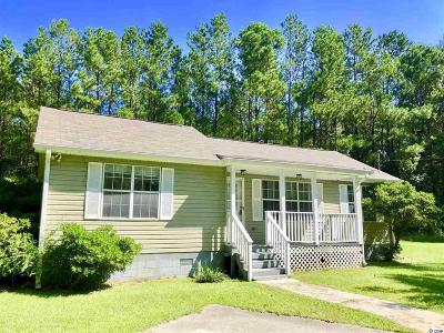 Conway Single Family Home For Sale: 1274 Rodney Rd.