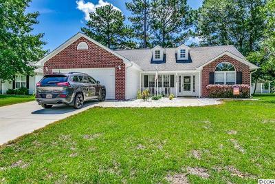 Myrtle Beach Single Family Home For Sale: 4035 Manor Wood Dr.