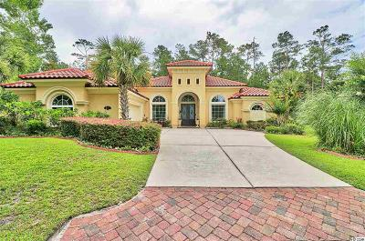 Myrtle Beach Single Family Home For Sale: 7550 Senato Ct.