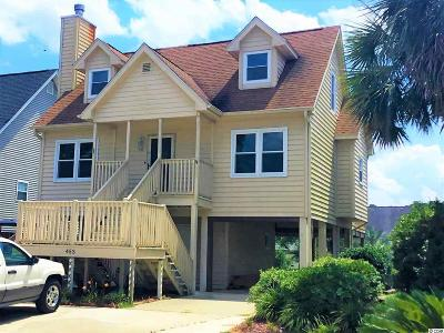 Murrells Inlet Single Family Home Active Under Contract: 453 Bay Dr.