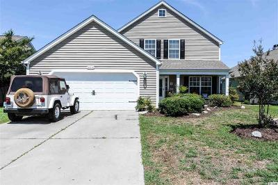 Myrtle Beach Single Family Home For Sale: 2218 Haystack Way