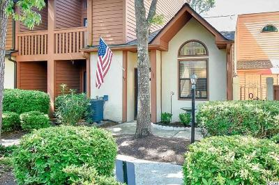 Surfside Beach Condo/Townhouse For Sale: 614 14th Ave. S #132