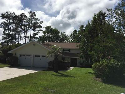 Surfside Beach Single Family Home Active Under Contract: 1550 Deer Park Ln.
