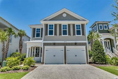 North Myrtle Beach Single Family Home For Sale: 4978 Salt Creek Ct.